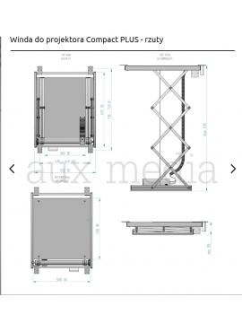 Winda Compact Plus Line
