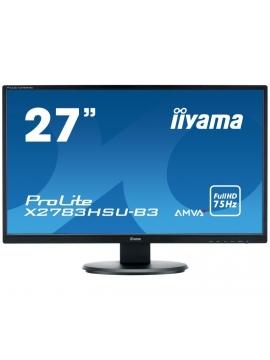 Monitor iiyama ProLite X2783HSU-B3 FLICKER FREE FULL HD LED
