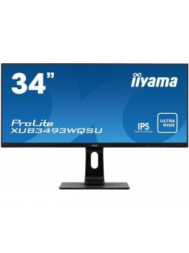 Monitor iiyama XUB3493WQSU-B1 IPS 21:9 Ultrawild PIP Freesync