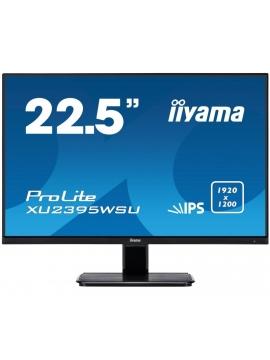 Monitor iiyama ProLite XU2395WSU-B1 UltraSlim 16:10 IPS FlickerFree BlueLightReducer