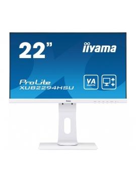 Monitor iiyama ProLite XUB2294HSU-W1 Biały Full HD VA 75Hz