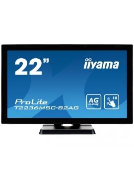 Monitor iiyama ProLite T2236MSC-B2AG pojemnościowy, AntiGlare