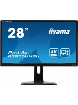 Monitor iiyama ProLite B2875UHSU-B1 4K (UHD) PIP BlueLightReducer