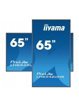 Monitor iiyama LH6542UHS-B1 IPS 4K Android slot Intel SDM