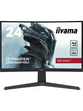 Monitor iiyama G-Master GB2466HSU-B1 RED EAGLE 1ms 165Hz VA zakrzywiona matryca