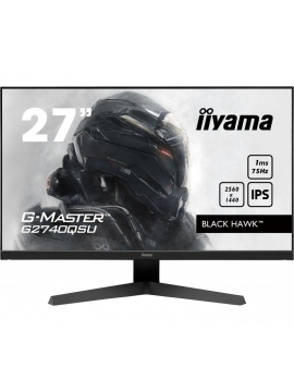 Monitor iiyama G-Master G2740QSU-B1 Black Hawk WQHD IPS 1ms FlicerFree