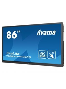 Monitor iiyama Prolite TE8604MIS-B2AG IPS 4K UHD iiWare(Android) WiFi 24/7