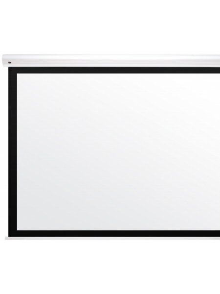 Kauber White Label 170x96 Black Frame