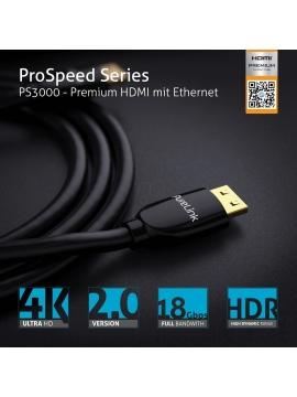 Kabel HDMI 2.0 PureLink ProSpeed PS3000-010 1m
