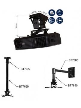 Uchwyt sufitowy B-Tech BT899/B