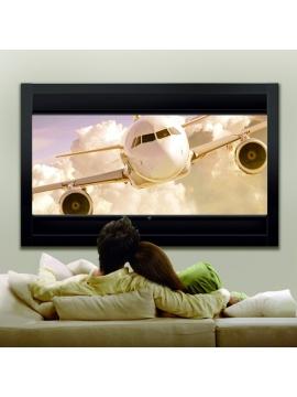 Ekran Suprema Taurus Multiformat 221x125 (16:9) Matt Grey HD