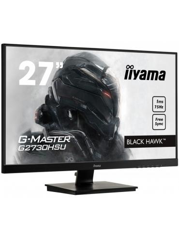 """iiyama G-MASTER G2730HSU-B1 27 BLACK HAWK 27"""" 1ms FullHD Free Sync"""