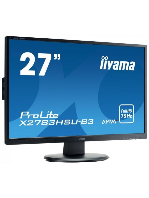 iiyama ProLite  X2783HSU-B3 27'' FLICKER FREE FULL HD LED