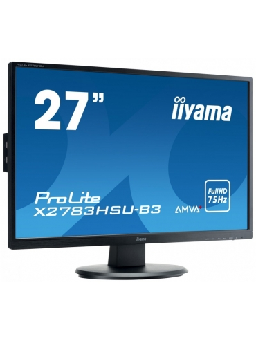 iiyama ProLite  X2783HSU-B3 27'' FLICKER FREE FULL HD LED