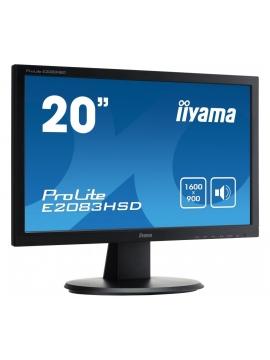 Monitor iiyama ProLite E2083HSD-B1 FLICKER FREE HD LED