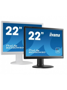 Monitor iiyama ProLite B2280WSD-B1 16:10 LED