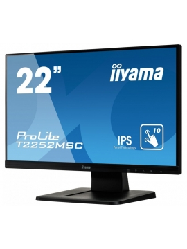 Monitor iiyama ProLite T2252MSC-B1 FULL HD LED IPS