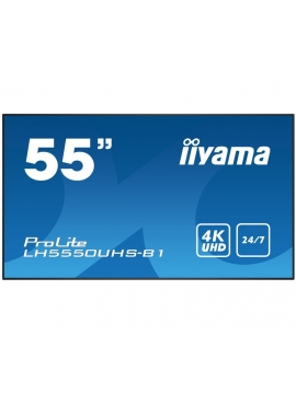 Monitor iiyama ProLite LH5550UHS-B1 24/7 4K