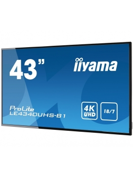 Monitor iiyama ProLite LE4340UHS-B1 4K