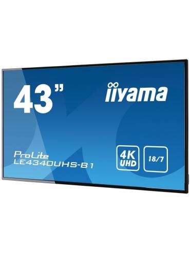 iiyama ProLite LE4340UHS-B1 43 4K iisignage