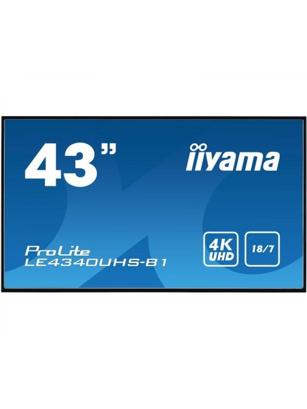 iiyama ProLite LE4340UHS-B1 43 4K