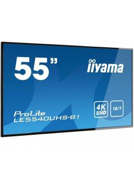 Monitor iiyama ProLite LE5540UHS-B1 4K iisignage
