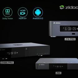 Zidoo z najnowszej serii PRO to trzy zupełnie nowe odtwarzacze sieciowe, które posiadają na pokładzie system android w wersji 9.0 PIE, oraz chipset Realtek RTD1619DR. Gwarantują pełne wsparcie dla sygnału 4K 60Hz na wyjściu HDMI 2.0a w 12-bitowej głębi kolorów i w standardzie BT.2020 oraz obsługują DolbyVision oraz HDR10+ Jeśli chodzi o audio to my również pełne wsparcie passthrough dźwięku wielokanałowego multichannel HD-Audio, w tym najwyższych formatów Dolby Atmos i DTS:X, jak i downmix stereo. #avpoint  #zidoo #4kuhd #dolbyvision #zidooz9x #zidooz10pro #zidooz1000pro #hdr10