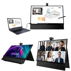 Newline Flex TT-2721AIO to innowacyjny 27-calowy monitor 4K stworzony do pracy zdalnej i wideokonferencji. Wystarczy podłączyć go do laptopa, aby zmienić go w dotykową przestrzeń roboczą obsługiwaną dotykiem. Wysokiej jakości kamera 4K oraz zestaw 8 mikrofonów sprawiają, że obraz i dźwięk nawet z drugiego końca świata będzie prezentował doskonałą jakość. Inżynierowie z Newline zadbali oto, aby użytkownik mógł swobodnie zmieniać kąt nachylenia urządzenia i pisać naturalnie jak po kartce papieru, a także korzystać z aktywnego pisaka. Zbieramy zamówienia realizacja w drugim kwartale obecnego roku. #newlineflex #4kuhd #newlineinteractive #pracazdalna #avpoint