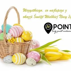Serdeczne życzeniandla naszych klientow i kontrahentów! Wesołych Świąt Wielkanocnych 2019. #happyeaster #avpoint #wielkanoc2019