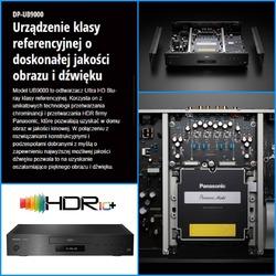 Blu-ray Ultra HD z procesorem HCX od firmy Panasonic model UB9000 klasy referencyjnej do kupienia w mega ceni. Kliencie pytaj o szczegóły. Obraz 4K z HDR10 i wsparcie dla Dolby Vision, dźwięk z certyfikatem THX gwarantują całkowicie nowe efekty i niespotykane dotąd wrażenia. #ub9000 #hollywoodcinemaexperience #thx4k #panasonic #bluraymovie #avpoint