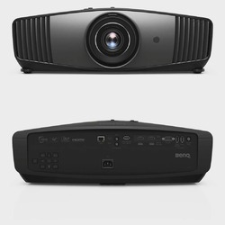 BenQ W5700 to projektor DLP 4K stworzony do domowej rozrywki. Wspiera wszystkie aspekty nowego standardu UHD i HDR a dzięki złaczu HDMI 2.0a przyjmuje sygnał 2160p60 klatek o przepustowości 18Gbps. W5700 posiada szklany obiektyw co pozytywnie przekłada się na dużo ostrzejszy obraz. Fabrycznie skalibrowany przez producenta gwarantuje prawdziwe, naturalne9 kolory. @benq_polska #benq #w5700 #uhd4k #cinematiccolor #avpoint