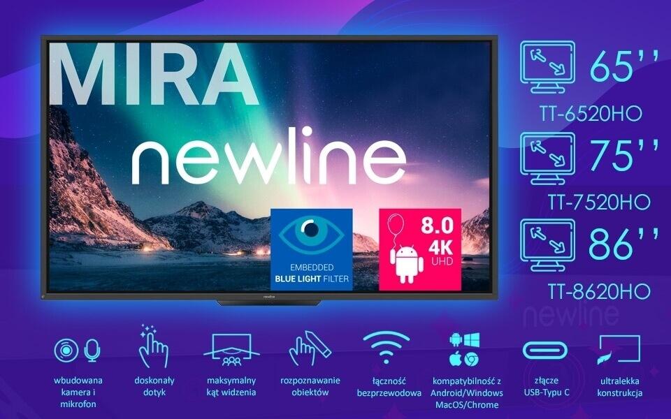 Newline Mira