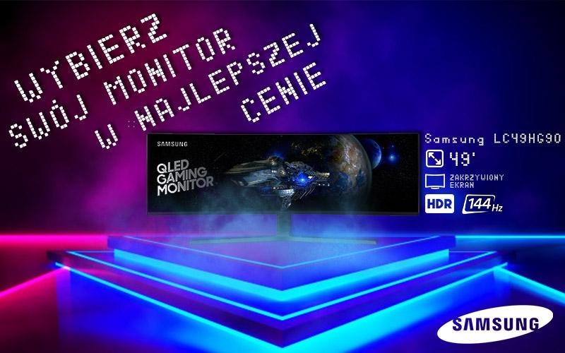 Monitor Samsung LC49HG90