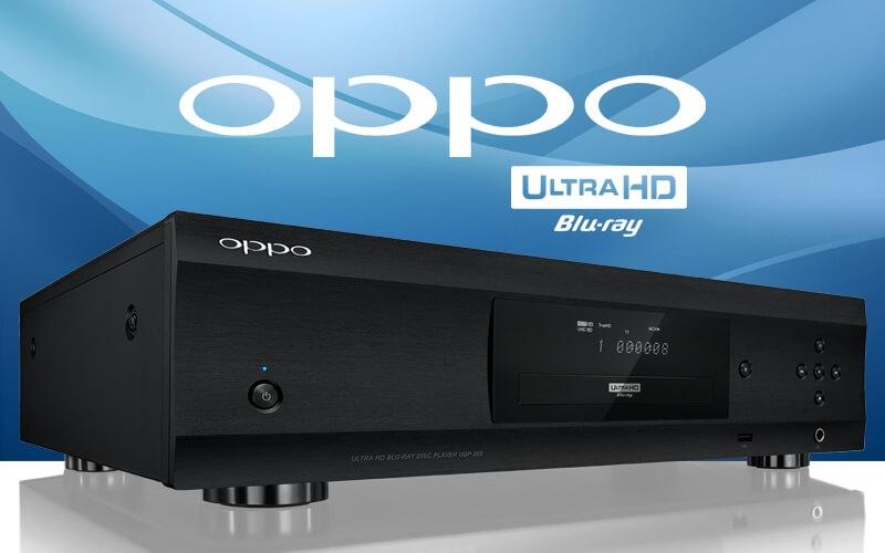 Odtwarzacze Blu-ray 4K OPPO